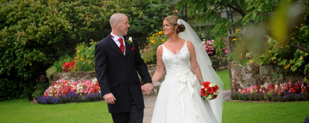 Late Availability Weddings at The Mill Forge Hotel near Gretna Green