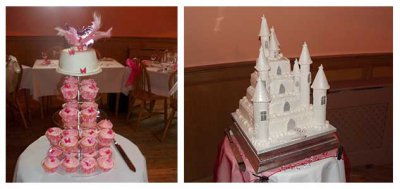 Wedding Cakes with a Difference
