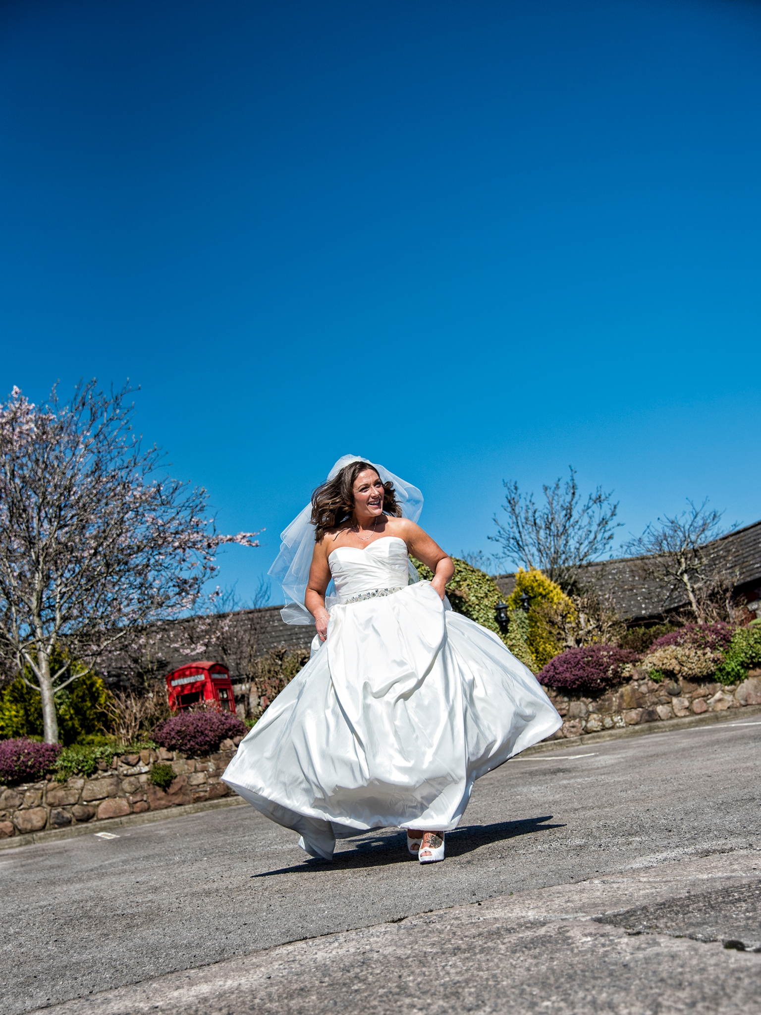 Escape wedding package from The Mill Forge Hotel near Gretna Green