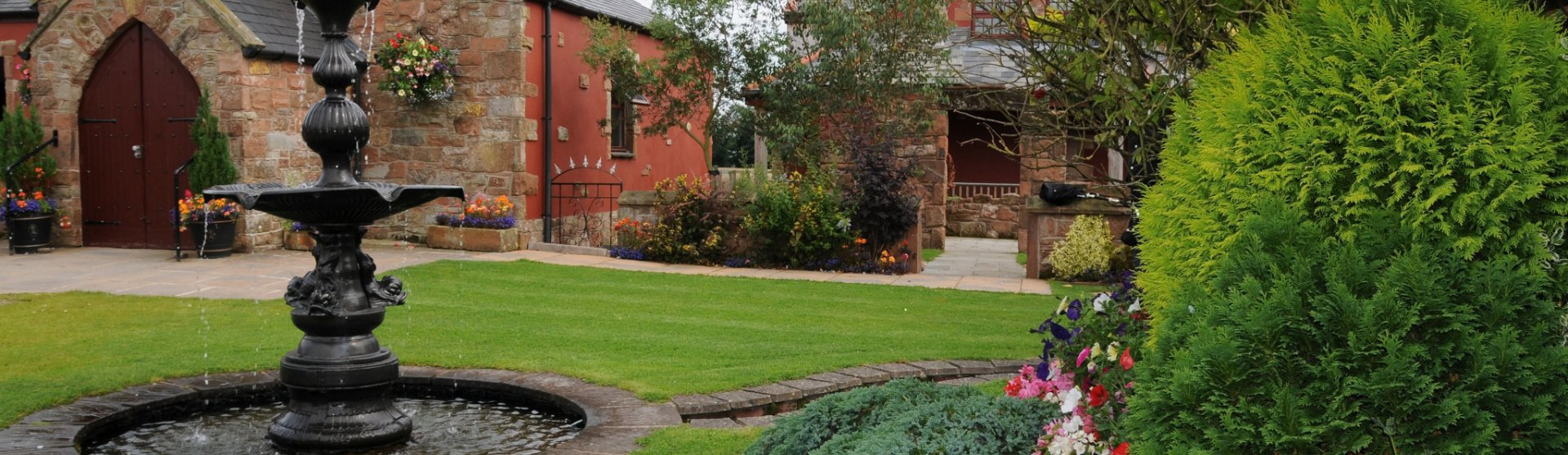 Exclusive Use Wedding Venue near Gretna Green - The Mill Forge