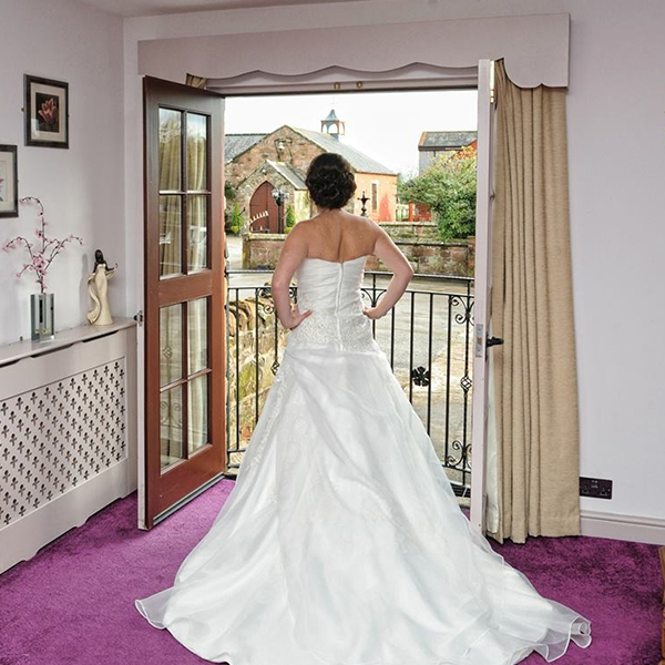 Dream Wedding Package from The Mill Forge Hotel near Gretna Green