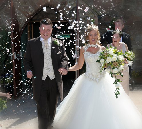 Ceremony Only bookings at The Mill Forge Hotel near Gretna Green