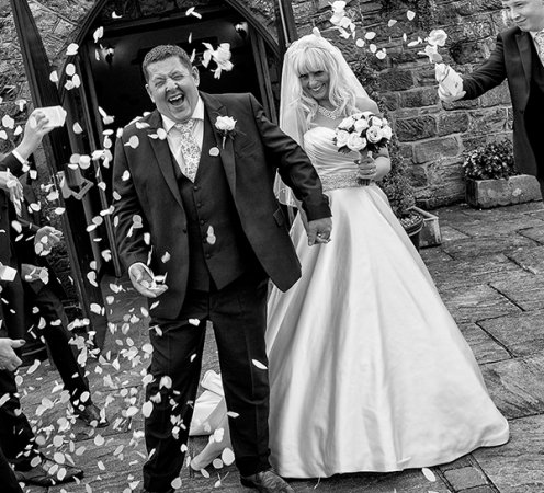 Renewing your Wedding Vows at The Mill Forge near Gretna Green