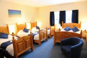 Family accommodation at The Mill Forge Hotel near Gretna Green