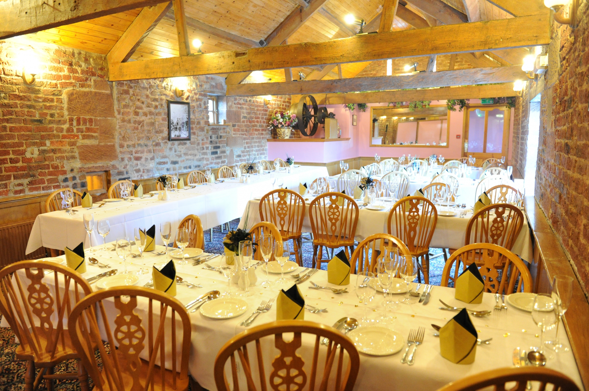 Gretna Green Weddings at The Mill Forge Hotel and Wedding Venue
