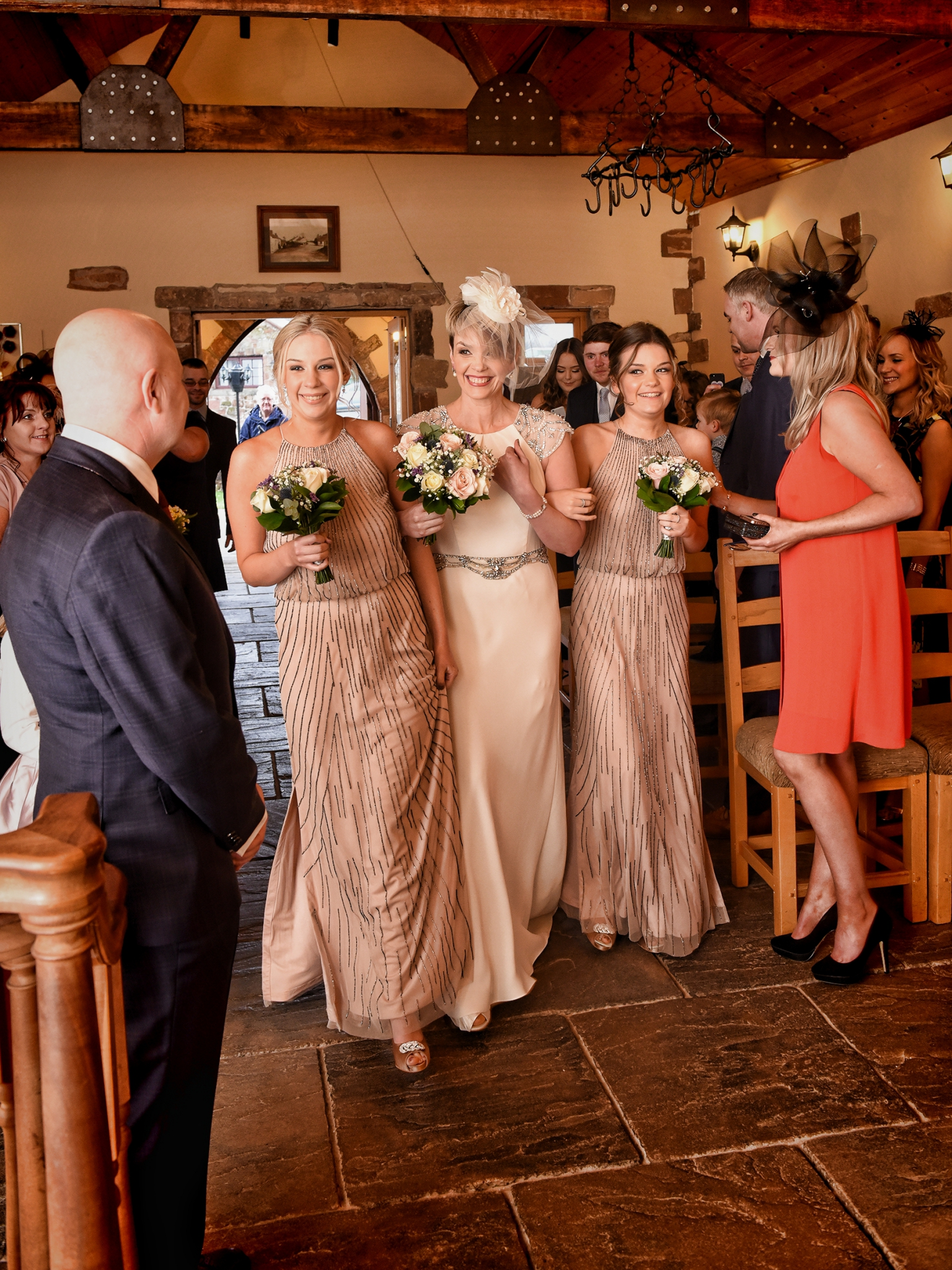 Weddings at The Mill Forge near Gretna Green