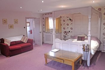 Accommodation near Gretna Green - The Mill Forge Hotel