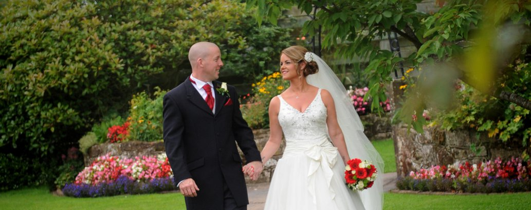 Hotel Weddings at The Mill Forge Hotel and Wedding Venue near Gretna Green
