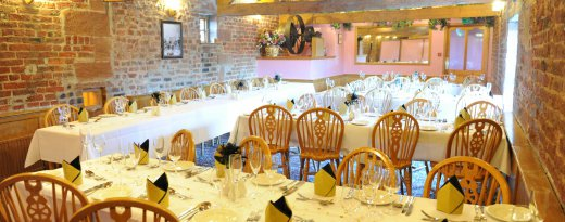 Romantic Places to get Married - The Mill Forge Hotel near Gretna Green