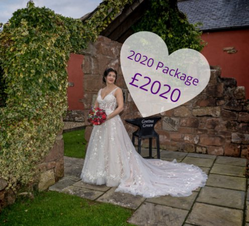 2020 Wedding Package from The Mill Forge near Gretna Green